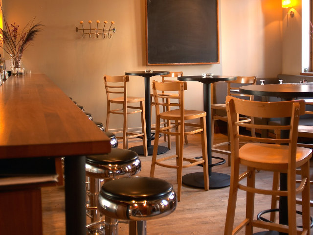 Bar ou bar restaurant - Restaurant
