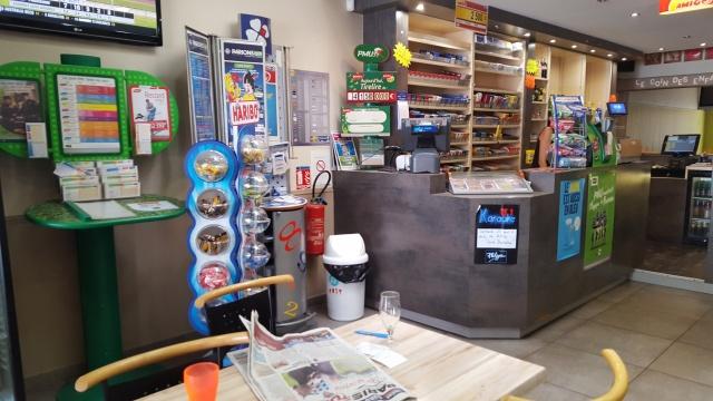 Bar PMU, tabac - Restauration Rapide