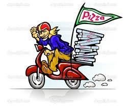 Pizza à emporter - Restauration Rapide