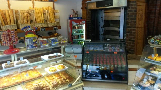 Boulangerie sandwicherie - Radio Pétrin