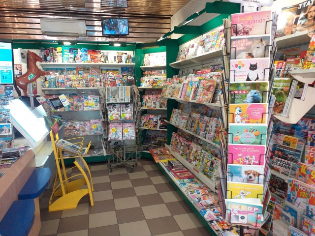Tabac presse - Boutique et Magasin