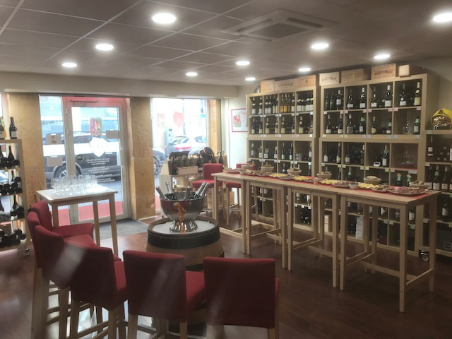 Cave à vins- Bar - Bar Brasserie