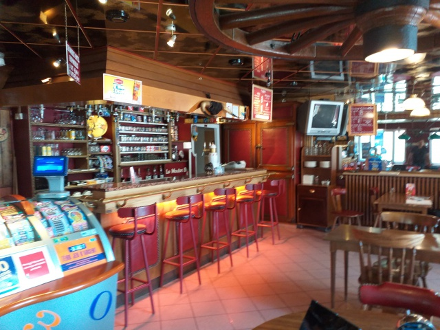 Bar Tabac multi-activités - Restauration Rapide