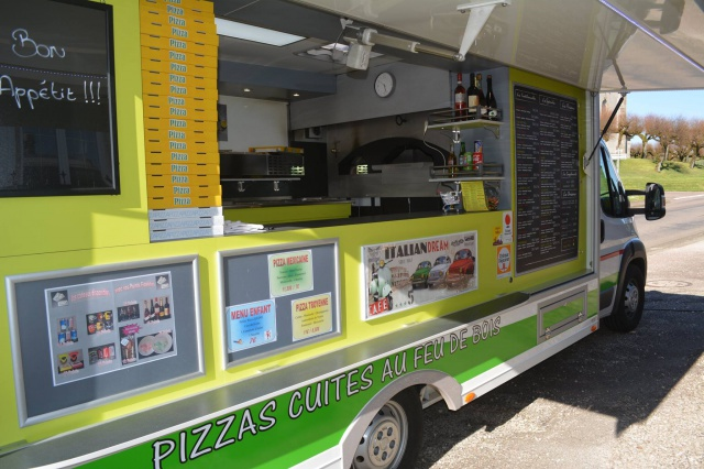 PME Alimentaire produits pizza - Bureau Local Entrepôt
