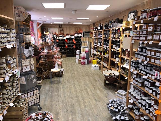 Cave à vins et produits régionaux - Commerce Alimentaire