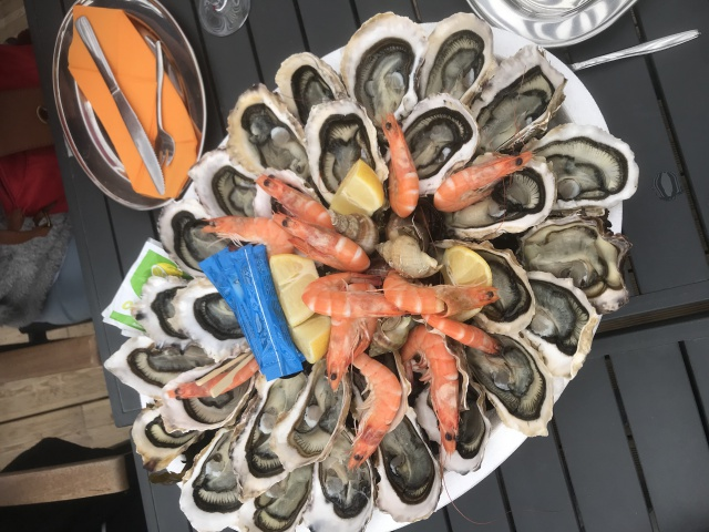 Restaurant Poissonnerie Coquillages - Commerce Alimentaire